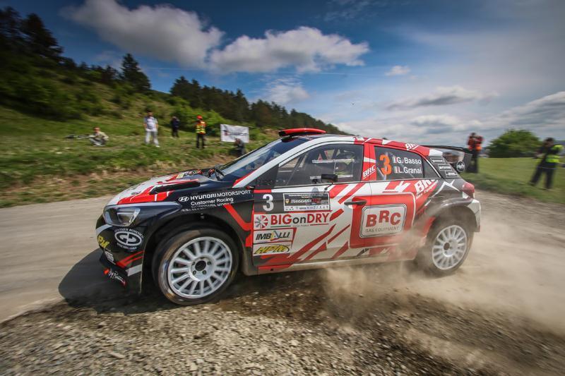 01_Rally Transilvania Romania - 04-06 Maggio