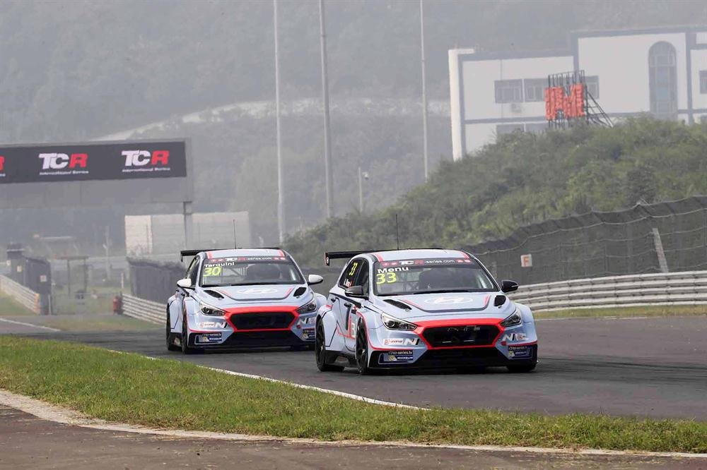 TCR International Series Zhejiang (Cina) - Hyundai i30 N TCR