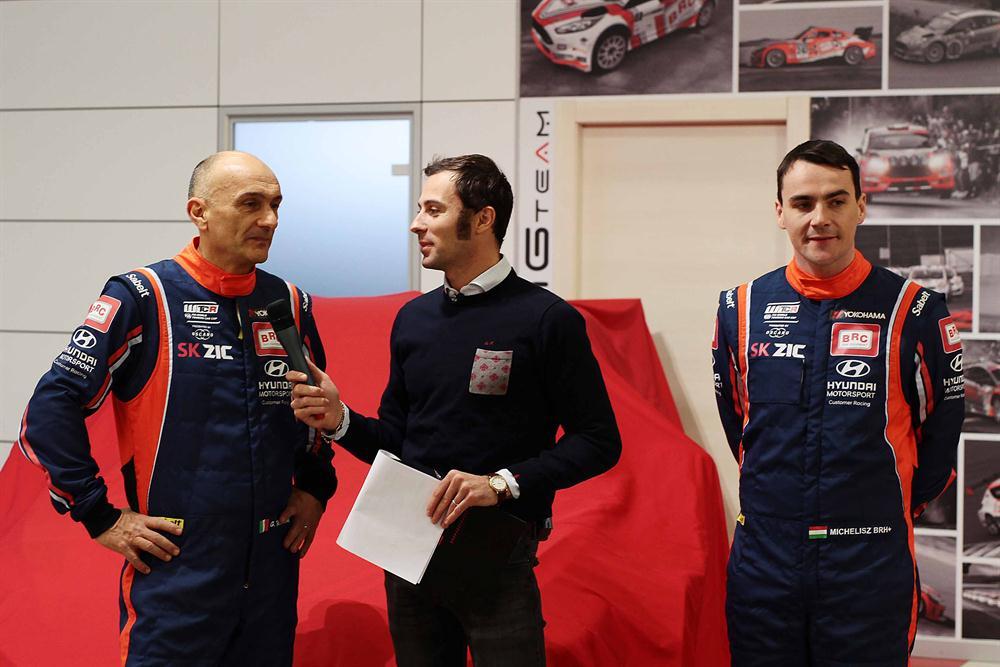 2018 BRC Racing Team Season