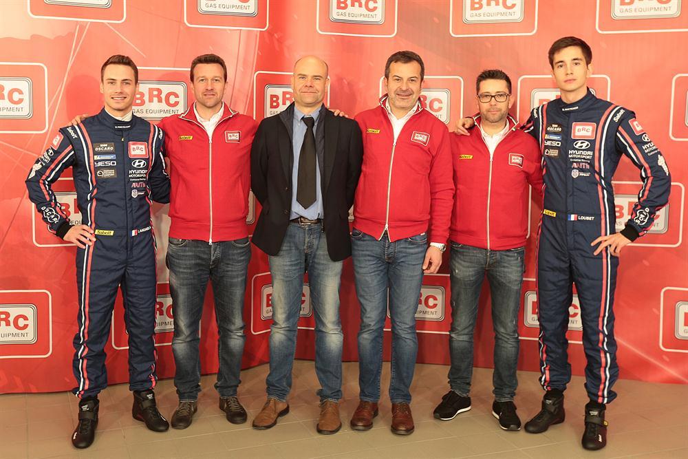 Presentazione Team Rally 2018