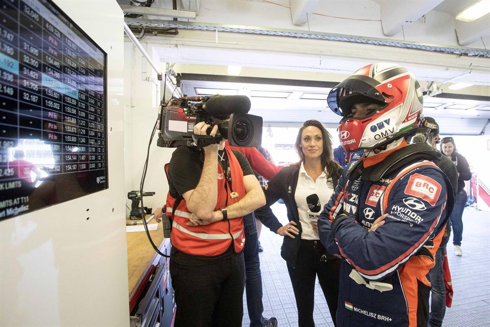 FIA WTCR Race of Hungary