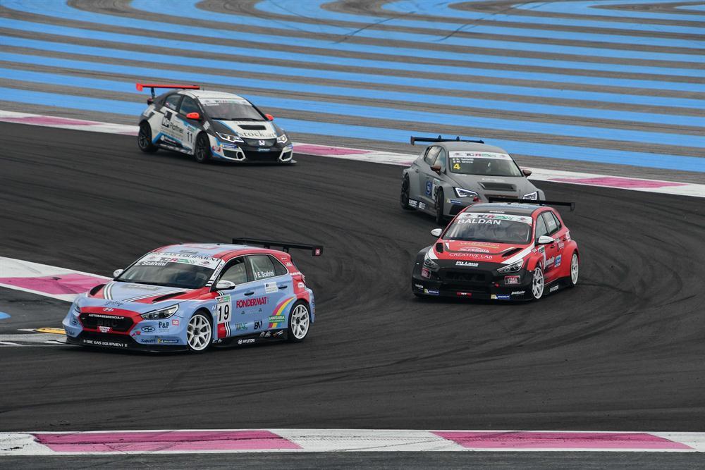 TCR Italy - Paul Ricard