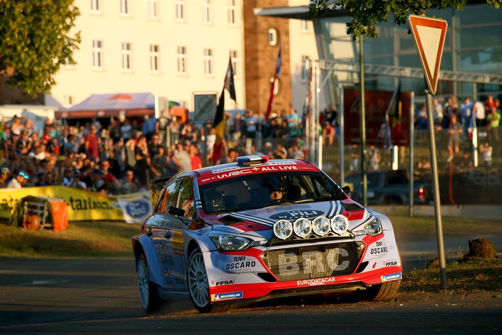 WRC2 Adac Rallye Deutschland