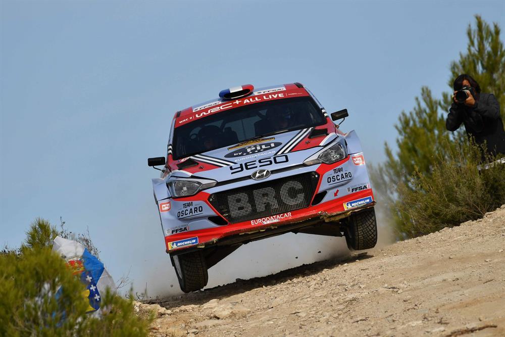 WRC2 Rally RACC Catalunya 2018