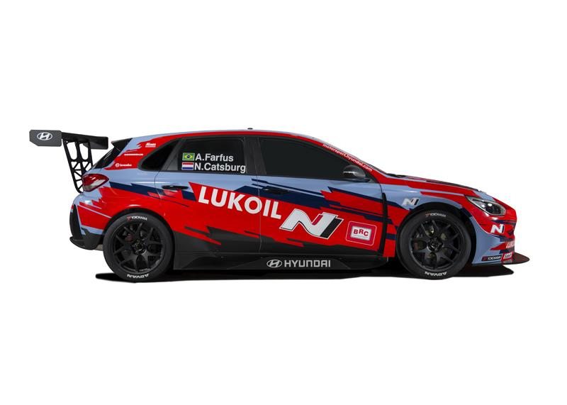 2019 BRC Racing Team WTCR Season