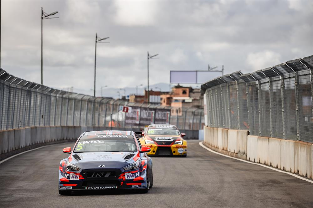 WTCR Race of Morocco 2019