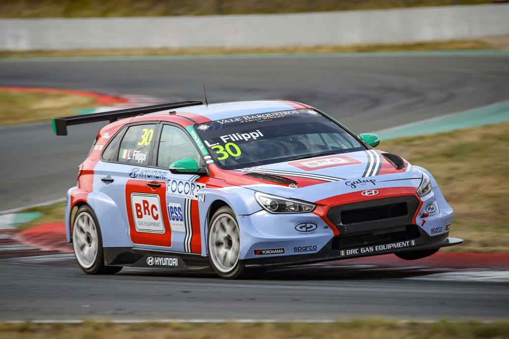 TCR Europe -  Oschersleben