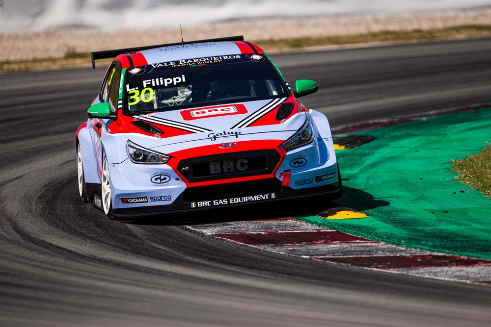TCR Europe - Barcellona
