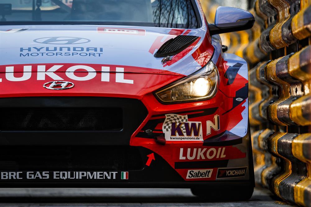 WTCR Race of Macau