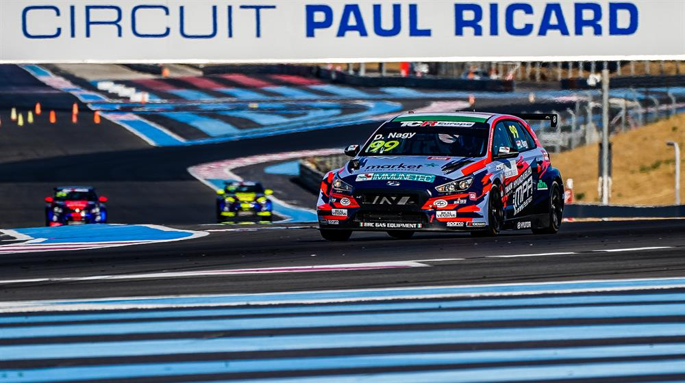 TCR Europe - Circuit Paul Ricard, Le Castellet