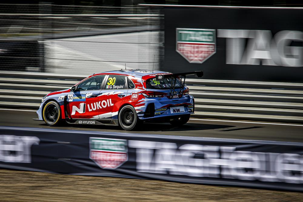 WTCR Race of Belgium