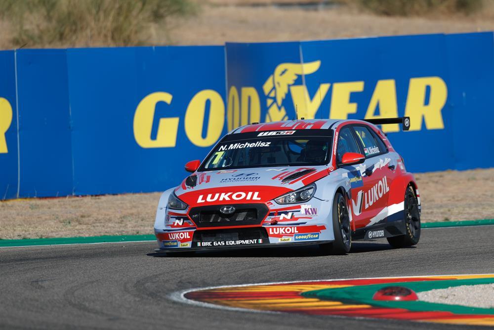 WTCR Race of Spain