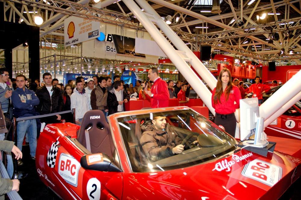 MotorShow 2007