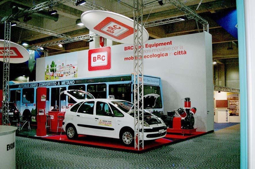 BRC Gas Equipment