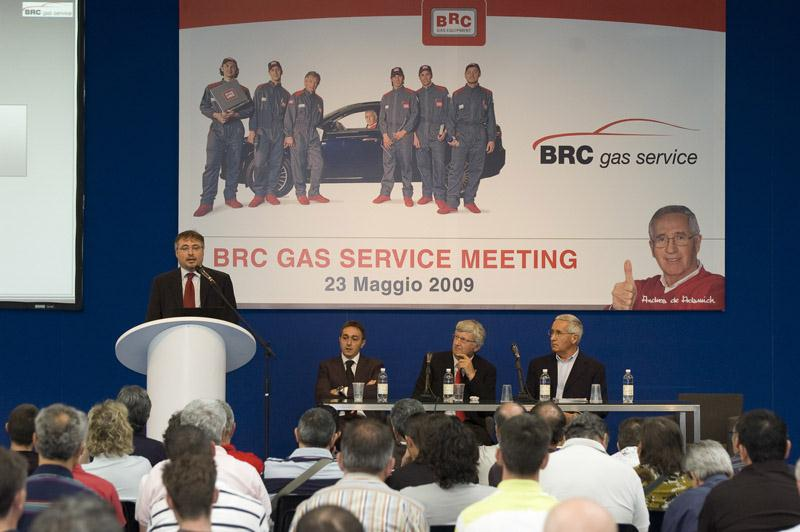 BRC Gas Equipment
