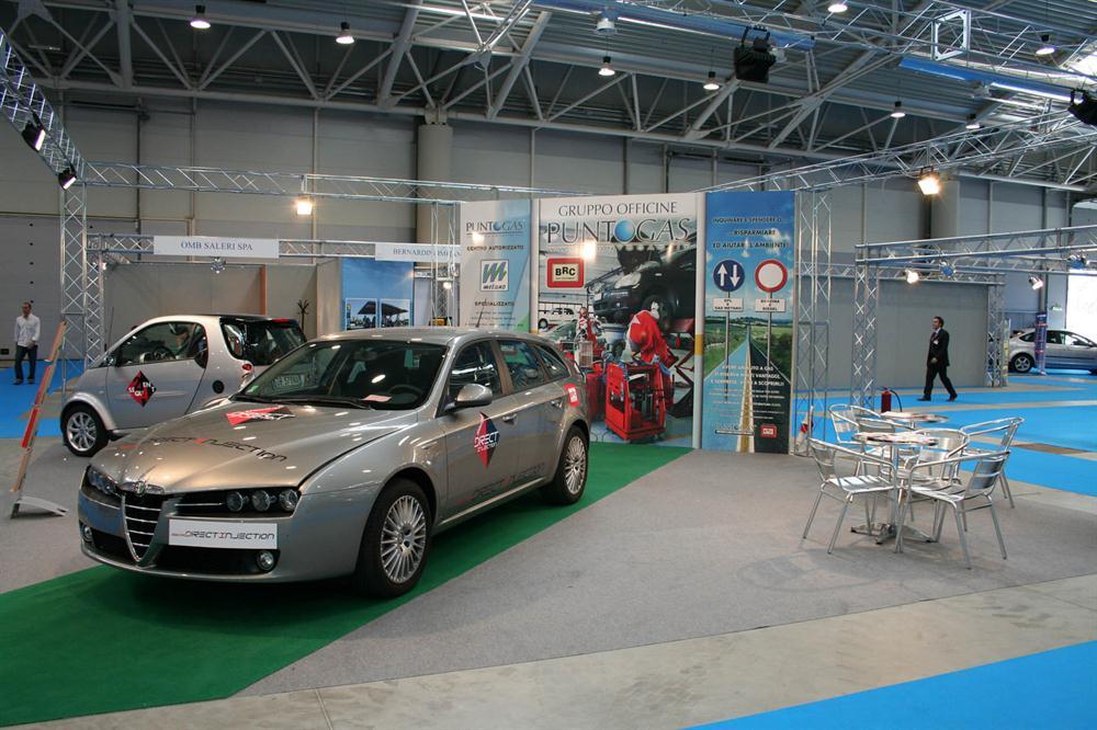 Eco Motori Roma (5-8 Ottobre 2006)