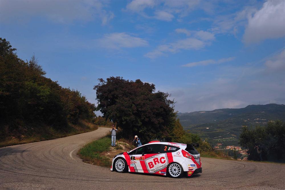 Rally 2 Valli Verona
