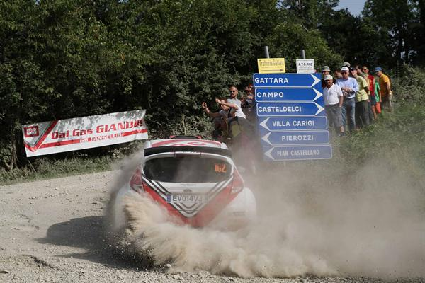 42° Rally di San Marino. Per BRC Gas Equipment un altro importante podio
