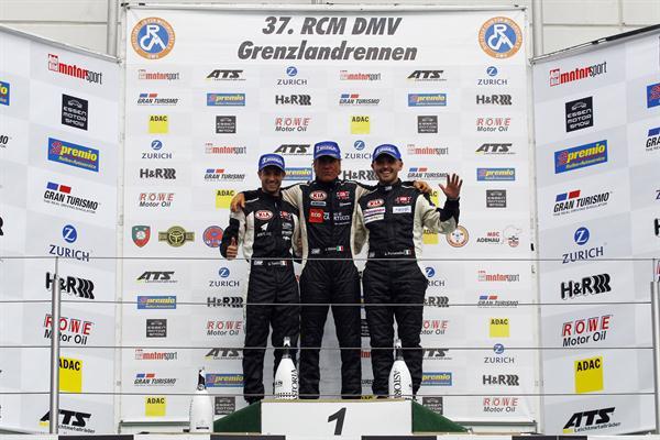 Nurburgring: Ghione la spunta su Torelli