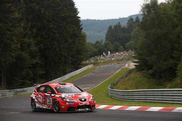 Successo al Nürburgring per la Seat Leon LDI di BRC