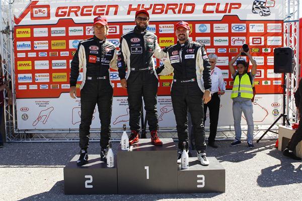 Pergusa: a Lombardelli l'ultima gara del 2014