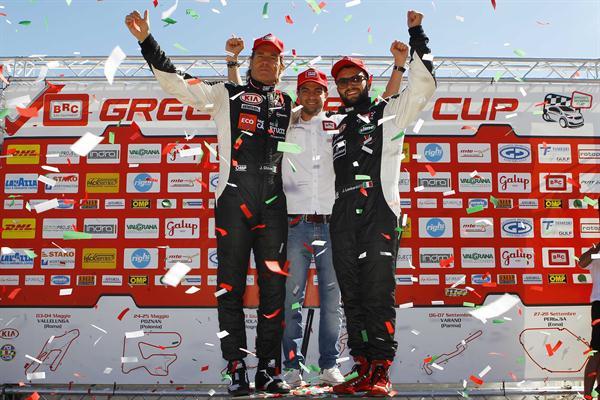 Green Hybrid Cup: Gabriele Torelli è Campione Italiano 2014