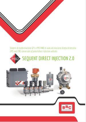 BRC amplia la lista delle vetture trasformabili con il sistema Sequent Direct Injection