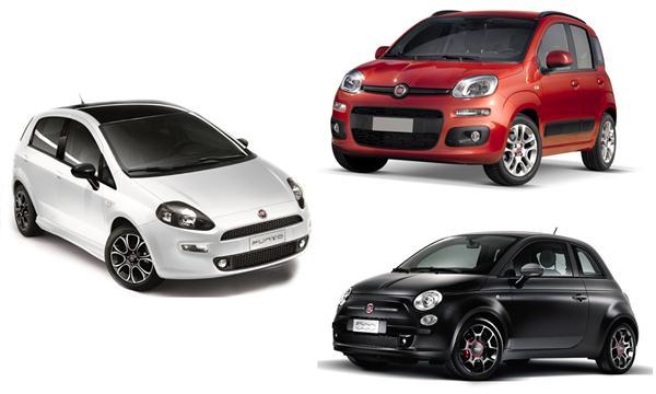 Nuovi Kit dedicati Fiat