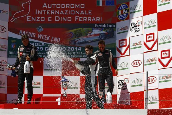Green Hybrid Cup: Gabriele Torelli domina il weekend di Imola