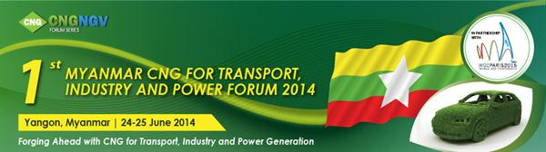 CNG for Transport, Industry and Power Forum 2014
