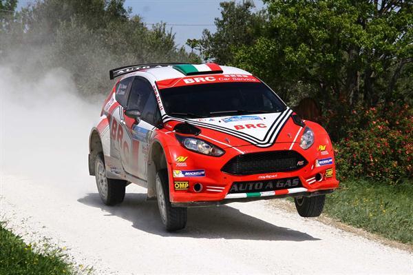 Al Rally dell'Adriatico BRC conquista un altro podio!