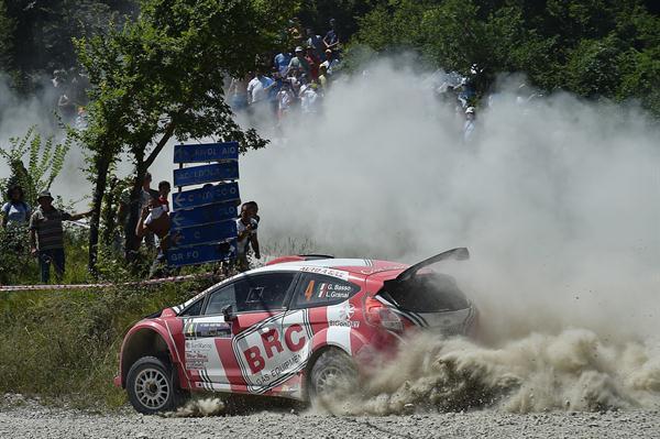 Podio e punti preziosi per BRC al San Marino Rally