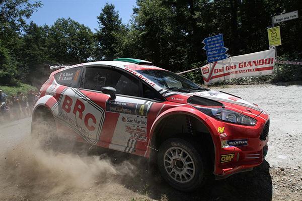 BRC al via del 51° Rally del Friuli Venezia Giulia