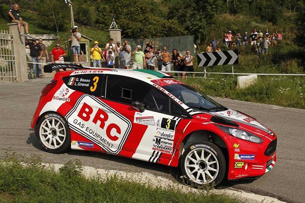 51° Rally del Friuli e Alpi Orientali: Basso risale al secondo posto nel CIR