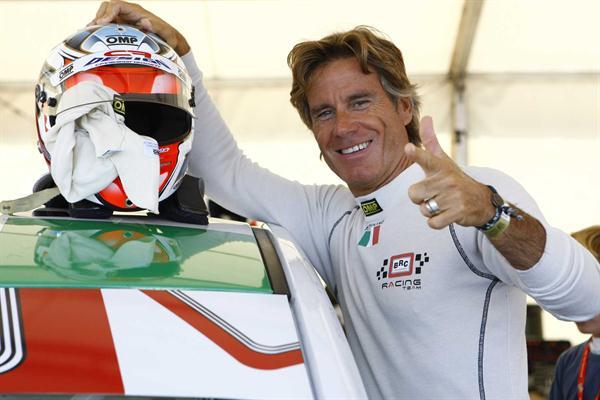 Green Hybrid Cup: a Vallelunga torna in gara Jimmy Ghione