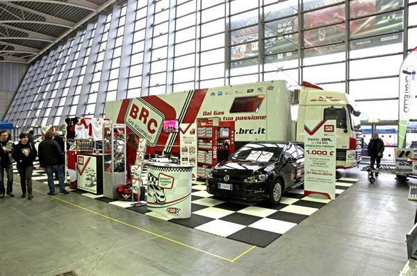BRC ad Automotoretrò 2016