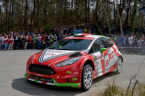 Per BRC un Rallye Sanremo che vale il secondo posto in campionato