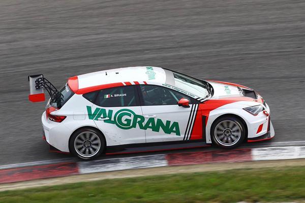 La BRC con tre Seat all'ACI racing weekend di Adria