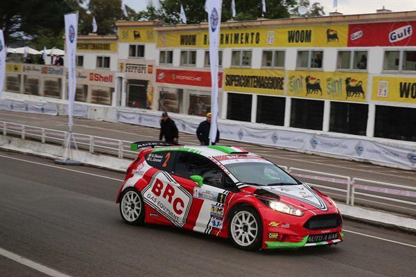 Per BRC un bel successo al Rally Targa Florio