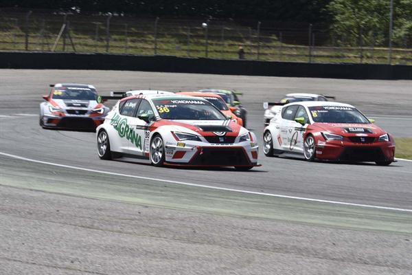 Ad Adria ottimo esordio di BRC Racing Team