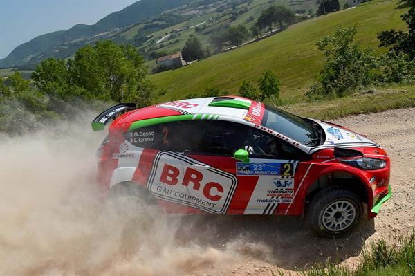 Basso e Campedelli al via del 44° Rally di San Marino