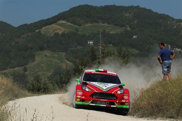Rally di San Marino: Basso e Granai al comando