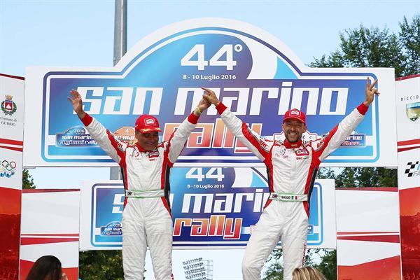 BRC domina e conquista il 44° Rally di San Marino