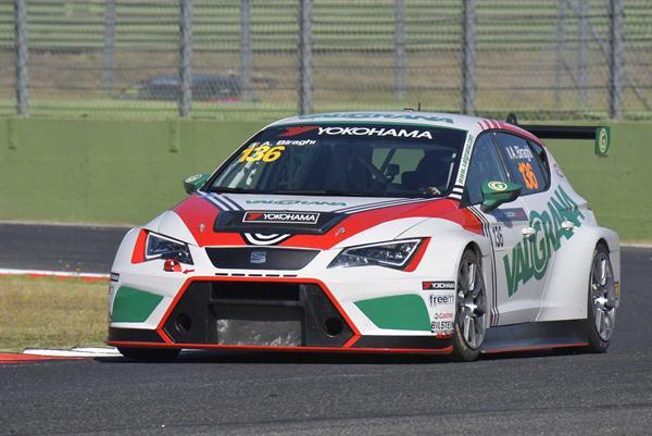 BRC ad Imola per gli Aci Racing Weekend