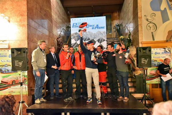 Nicola Gonnella è Campione Italiano Energie Alternative 2016
