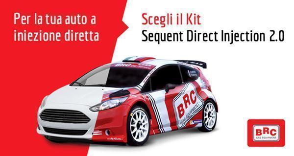 BRC amplia la gamma delle vetture trasformabili con il sistema Sequent Direct Injection 2.0