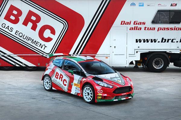 BRC al via della stagione Rally 2017