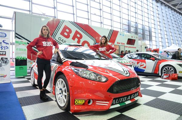 BRC ad Automotoretrò 2017