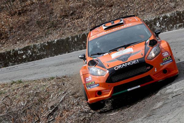 BRC Racing Team al via del Rally di Sanremo
