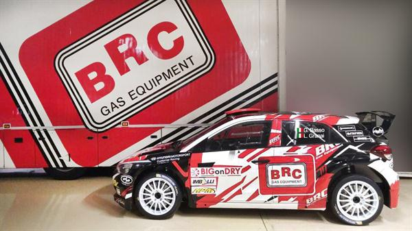 BRC al debutto europeo